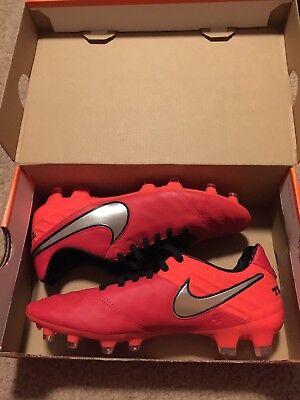innovative design d1ffe 7b4a0 Nike Tiempo Legacy II FG ACC Soccer Cleats Leather (819218-608) U.S Men 6.5   120