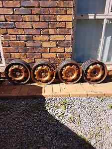 4x100 wheels Clontarf Redcliffe Area Preview