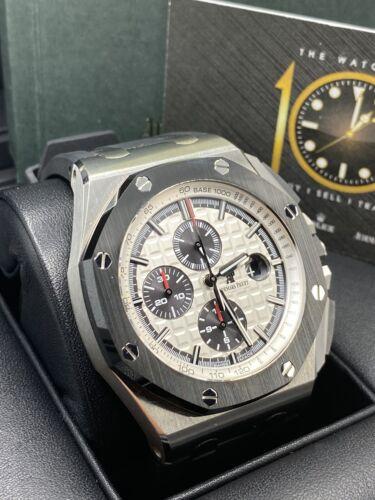 Audemars Piguet Royal Oak Men's Chronograph - watch picture 1