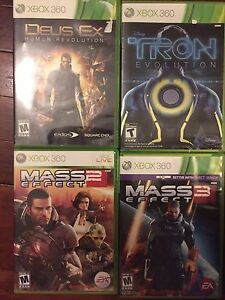 18 XBox 360 games for sale