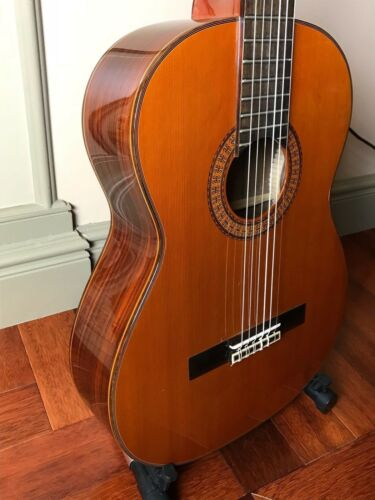 Takamine C-136S Classical Guitar in SUPERB condition Hand Made in Japan 1978