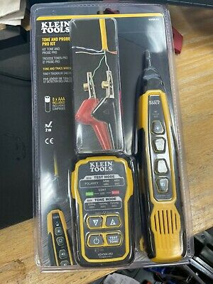 Klein Tools-vdv500-820 Cable Tracer With Probe Tone Kit -
