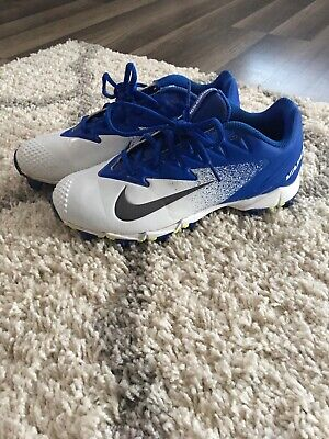 Nike Vapor Cleats For Baseball/softball- Only Wore One Time, EUC. Size 6 Youth.