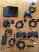 PlayStation 2 with HEAPS OF EXTRAS! *Used Condition* PS2 PS3 PS4 Morisset Lake Macquarie Area Preview