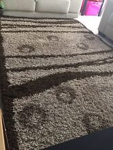 Beautiful shaggy thick rug. Lane Cove North Lane Cove Area Preview