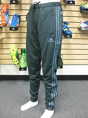 NEW ADIDAS Tiro 13 Womens Training Pant - Grey/Lead; Size S  D83750