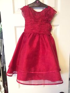 Girls size 4 dress