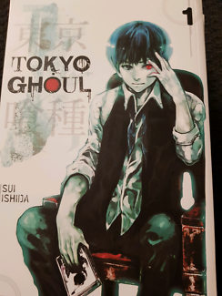 Wanted: TOKYO GHOUL  VOL1