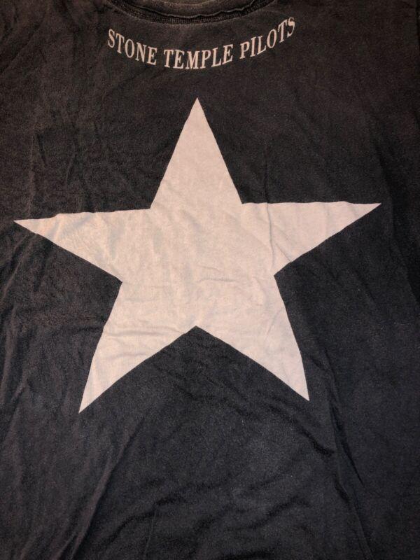 Stone Temple Pilots Real Tour Shirt Scott Weiland 2000 L unworn STP Nirvana