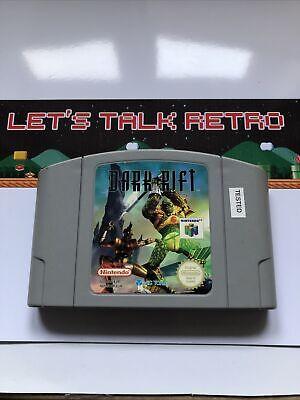 Dark Rift Nintendo N64 PAL UK Cart Only Tested
