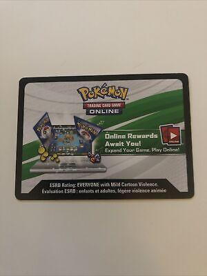 Pokemon Charizard EX Box Fire Blast Collection TCG Online Code
