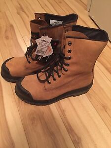 Construction steel toed work boots Terra Replay ll