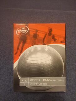 Crane gym ball 75cm Kyneton Macedon Ranges Preview