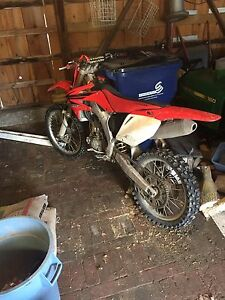 DirtBikes for trade 705 890 8813 to contact