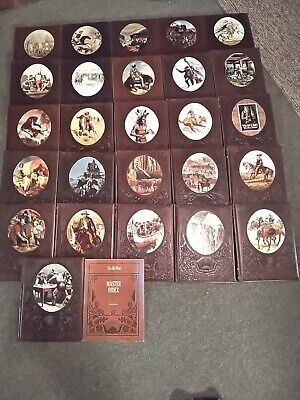 Complete Set Of 26 With Index Time Life The Old West Book Set