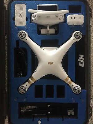 DJI Phantom 3 Professional Drone Quadcopter With 4k Camera 3-axis Gimbal
