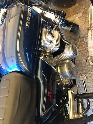 Honda cb 650 classic 1981 fully restored excellent condition