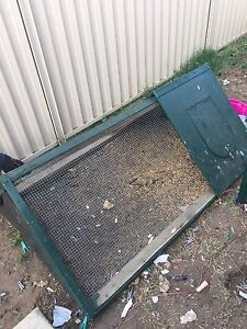 Rabbit and Guinea pig and small animals hutch Casula Liverpool Area Preview