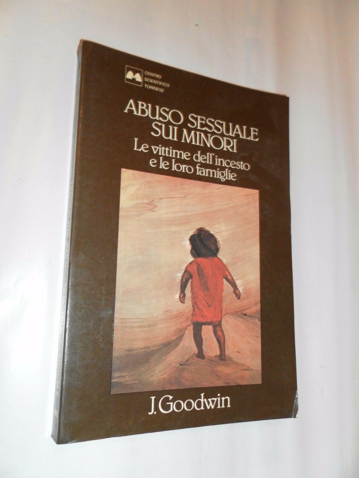 ABUSO SESSUALE SUI MINORI - LE VITTIME DELL'INCESTO E LE LORO FAMIGLIE - GOODWIN