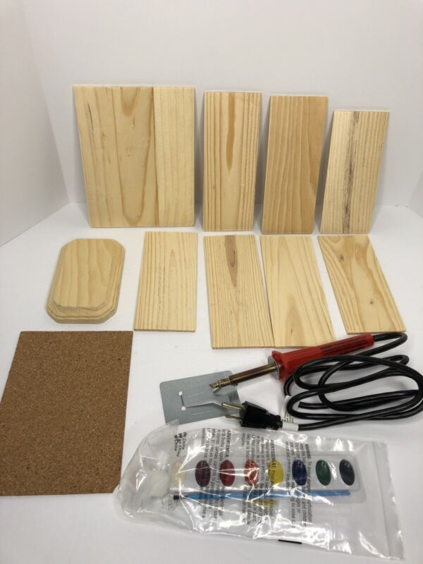 NSI Wood Burning Kit - Arts & Crafts