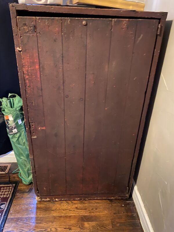 Vintage Military Closet