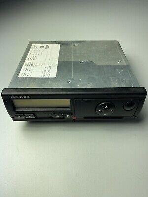 Fahrtenschreiber Tachograph Mercedes Sprinter W906, A0014463033, VDO, 1381, R1.2