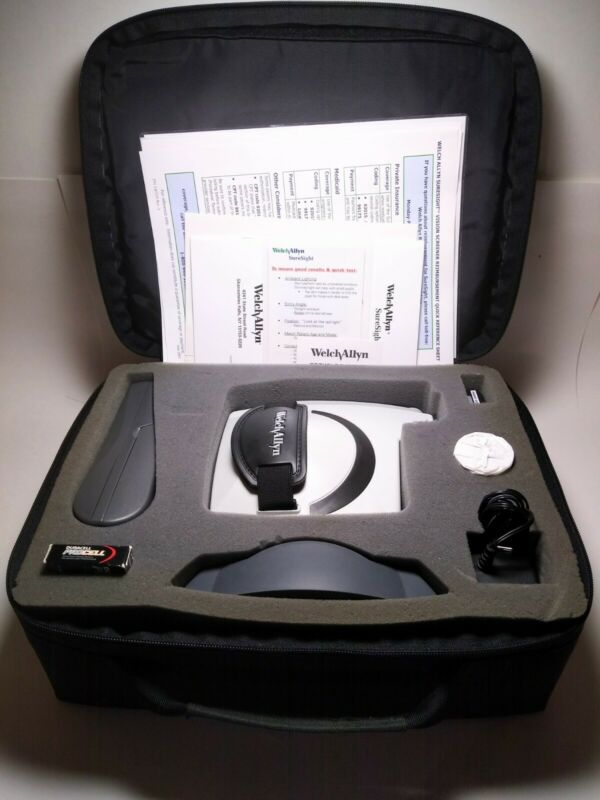 Welch Allyn SureSight 140 Series Vision Screener Excellent Working Condition