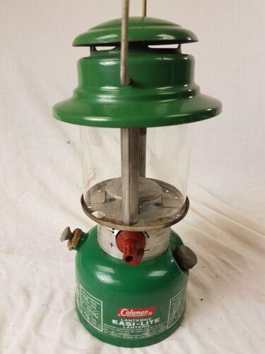 Vintage Coleman Lantern Model 321B Jan 1980 (1 - 80)Easi Lite Clean