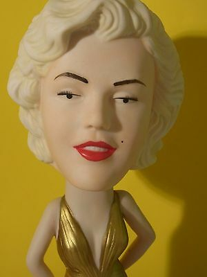 Marilyn Monroe SAM Bobblehead MINT NIB w/COA