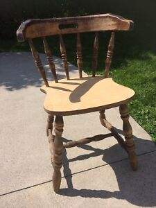 3 for SALE- captain chairs