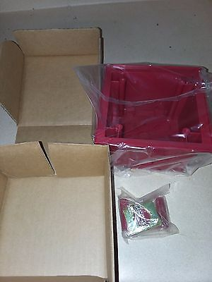 Amseco Potter 4bx-3 Red Surface Mount Back Box