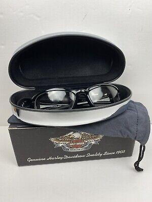 Harley Davidson Riding Goggle Streamline Sunglasses Day Night 98213-06V w/ (Harley Sunglasses Day Night)