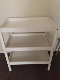 Baby Change Table - immaculate