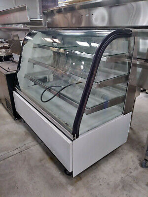 Cghis-1 Federal Used Refrigerated Bakery Case Includes Free Shipping