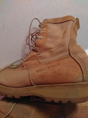 BELLEVILLE, BOOTS COLD WEATHER GORETEX, DESERT TAN, SIZE 7-REG, GREAT CONDITION.