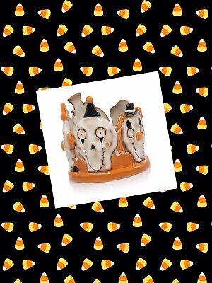Yankee Candle 2019 Boney Bunch Halloween Clowns Jar Candle Holder Circus Gift