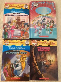 Geronimo Stilton Thea Books