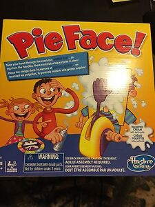 Pie face Hasbro