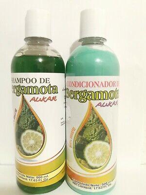 Authentic Shampoo & Conditioner Bergamota 100% Natural Best price & free