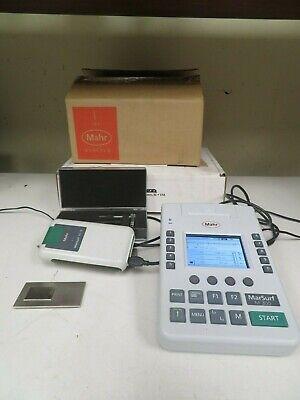 Mahr Marsurf M 300 Mobile Roughness Measuring Profilometer Wbluetooth Nm2