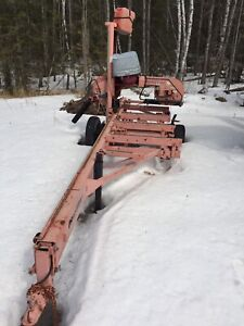 Portable Sawmill for Sale