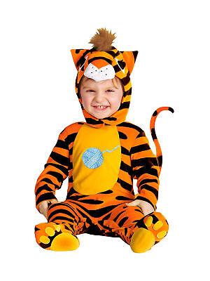 Kostüm für Kinder Tiger, Gr. 86 Karneval Fasching ()