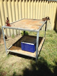 Work Bench Galvanised