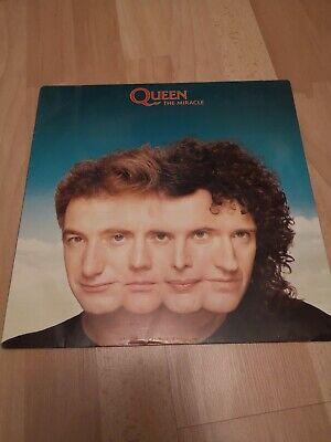 Queen - The Miracle - France - French - Original - LP - Album - 1989 !!! , usado comprar usado  Enviando para Brazil