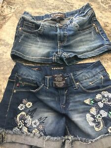 Girls Jean Shorts $3 each or 2 for $5