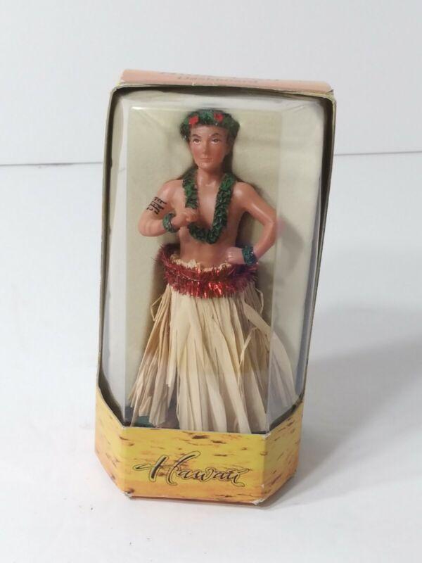 Male Hawaiian Dashboard Hula Doll from Chiefly Co