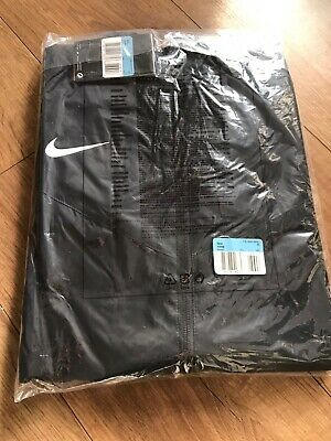 Men's Nike Rain Jacket Black Medium M