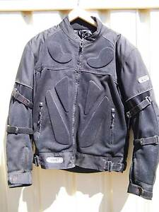 NEW NEVER WORN RIVET M3 MONSOON MOTOCYCLE JACKET SIZE XXL Young Young Area Preview