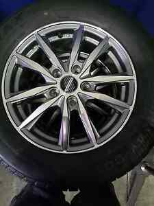 """Bread new wheels and tyres 16"""" Port Melbourne Port Phillip Preview"""