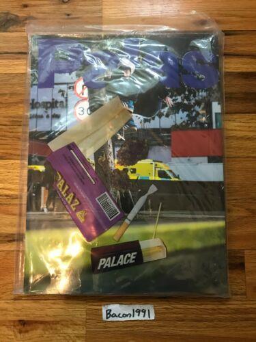 Palace Skateboards (palasonic) Book And DVD